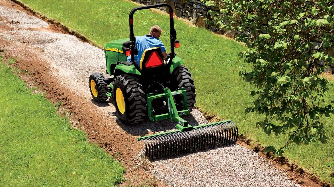 Frontier Landscape Rakes Sold At SunSouth